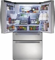 Kitchenaid Counter Depth French Door Refrigerator Stainless Steel - kitchenaid krfc302ess 22 cu ft counter depth french door