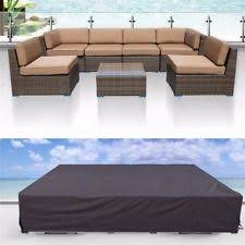 set outdoor furniture covers ebay