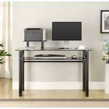 Leda Computer Desk Innovex Wayfair