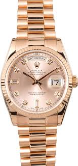 rolex day date president 118235 gold