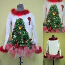 darling grinch glam tacky ugly christmas sweater light up color