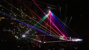 laser light show san antonio us them roger waters at at t center in san antonio tx 7 1 17