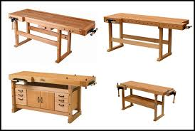 pick the perfect workbench for your shop