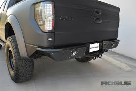 Ford Raptor Bumpers - renegade rear bumper 2009 2014 ford f150 raptor ecoboost