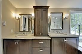 Built In Bathroom Vanity Sink And Vanity Built In Bathroom Cabinets 42 Inch Bathroom Vanity