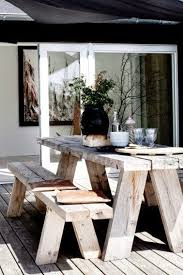 best 25 rustic outdoor dining furniture ideas on pinterest