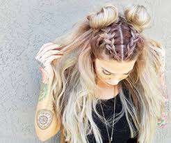 coolest girl hairstyles ever 28 ridiculously cool double bun hairstyles you need to try gurl