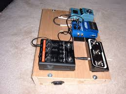 Homemade Pedal Board Design My Diy Pedalboard Harmony Central