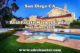 san diego ca real estate market update september 2016