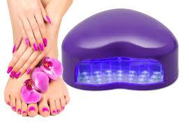 heart shaped led uv light lamp nail dryer review