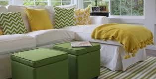 Stow Ottoman by Stow Storage Ottoman I Crate And Barrel Household Goodies