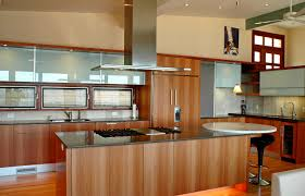custom made kitchen cabinets scarborough contemporary custom built cabinets made of planetree wood