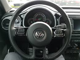 volkswagen beetle 2017 white 2017 volkswagen beetle 1 8t se automatic coupe for sale in