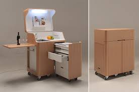 Some Tips Of Using Mobile Kitchen Mobile Kitchens Mobile - Portable kitchen cabinets