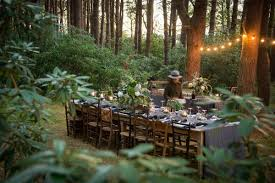table in the wilderness dining in the wilderness scotland 2018 secret locations to be