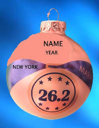 personalized runner ornaments ornaments with