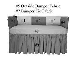 Grey Chevron Crib Bedding Set Custom Crib Bedding Set Dexter Giraffe Lime Babybedding