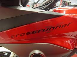 used honda vfr800x crossrunner available for sale red 83 miles