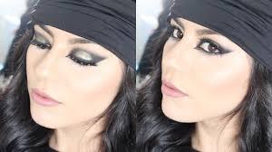 gypsy fortune teller halloween costume fortune teller halloween makeup tutorial youtube