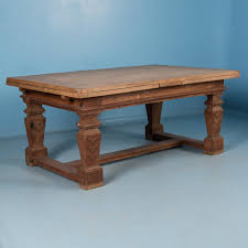 Teal Dining Table by Dining Room Tables Scandinavian Antiques