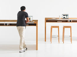 Standing Bar Table Powerbar Workplace Solutions