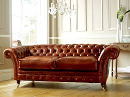 The Chesterfield Sofa Company Roseberry Brown Chesterfield Sofa The Sofa Company