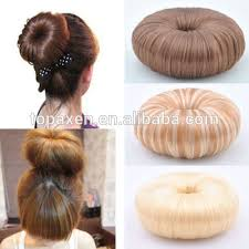 Chignon Maker Velcro Hair Strap Velcro Hair Strap Suppliers And Manufacturers