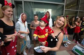 what time does spirit halloween open no tricks u2014 only treats and happy times for sick kids hospitalized