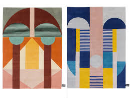 Best Modern Rugs by Salon Du Meuble De Milan 2017 Les 10 Tapis A Retenir Modern