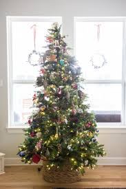 our eclectic kid friendly christmas tree live free creative co