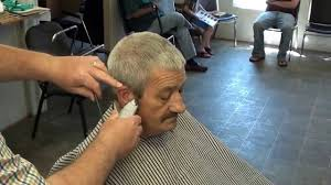 clipper cut hairstyle for senior men all americn buzz cut 4 and 3 guard nice youtube