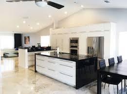 Sunrise Kitchen Cabinets Modern Kitchen With European Cabinets U0026 Undermount Sink In Sunrise