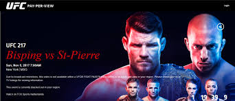 cheapest way to watch ufc 217 online