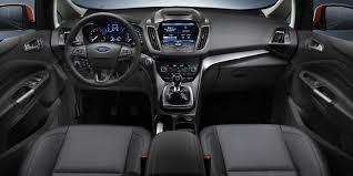 mpv car interior ford c max review carwow