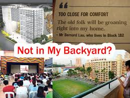 Not In My Backyard Sengkang Fernvale Residents Suffering From Nimby Syndrome