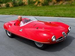 alfa romeo 1900 c52 disco volante spider 1952 u2013 old concept cars