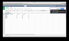 Google Spreadsheet Power Grid Csv Working With Google Spreadsheets