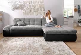 sofa sitztiefe verstellbar ecksofa eckcouch kaufen mit ohne schlaffunktion otto