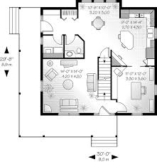 farm house house plans small house floor plans country two bedroom cottage with open plan