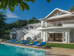 hillside house at round hill 3 4 or 5 luxurious bedrooms ocean