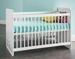 chambre hibou lit bébé hiboux blanc