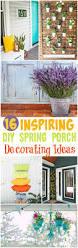 16 Inspiring Diy Spring Porch Decorating Ideas U2022 Diy Home Decor