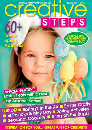 creative steps kid u0027s magazine helping kids learn through