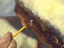 how to oil paint video peanut butter u0026 jelly sandwich youtube