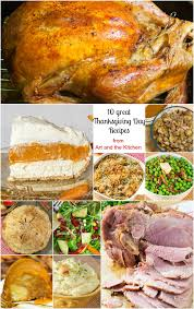 10 great thanksgiving day recipes and the kitchen