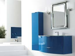 Bathroom Cabinet Design Blue Bathroom Vanity Cabinet Modern Top Bathroom Building Blue