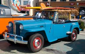 turquoise jeep 1948 willys jeepster turquoise fvl other makes and models