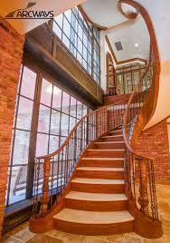 Townhouse Stairs Design Curved Stairs Curved Staircase Circular Staircase