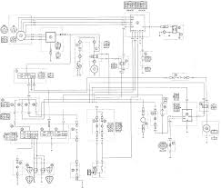 yfm400fwn wiring diagrams yamaha big bear 4wd atv