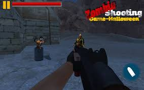 zombie shooting game halloween android apps on google play